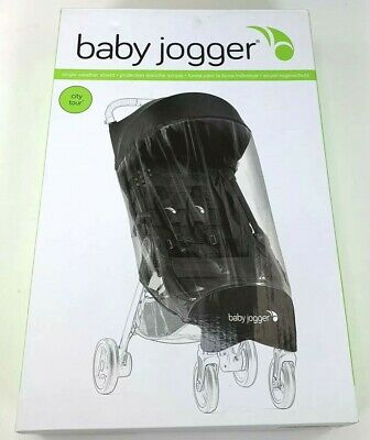 Baby Jogger Weather Shield Rain Canopy City Tour - Model 1982713 NIB Brand New
