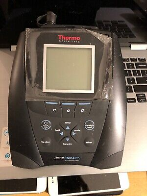 Orion Star A215 Thermo Scientific Ph/Conductivity Benchtop Multiparameter