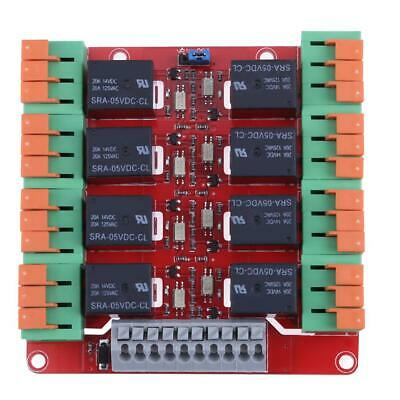 8 Channel 20A Relay Control Module for Arduino UNO MEGA2560 R3 Raspberry Pi #JT1