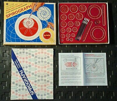 MUSEAL 60s Denys Fisher Spirograph England auch im National Museum of Scotland