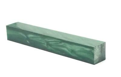 Green Pearl - Acrylic Kirinite Pen Blank