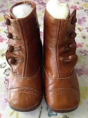 Antique Childs/Baby Button Boots