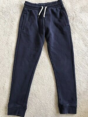 Girls Next Jogging Bottoms Age 8 Navy Blue PE