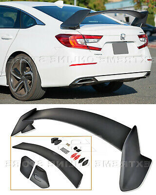 NEW Honda Accord SV4 CD6 SEDAN Rear MUGEN Style Bumper Lips 94-97 Fiberglass OEM