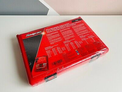 *NEW* Snap On 48-pc Master Rethreading Tap & Die Set (Fractional & Metric) RTD48