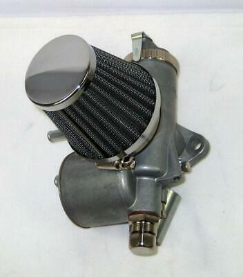 UNIVERSAL CONICAL 52mm CLAMP-ON TYPE TAPERED AIR FILTER