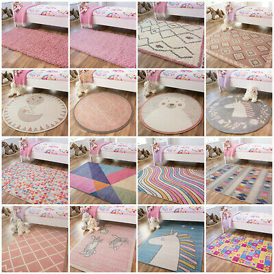 Girls Pink Rugs   Baby Play Mat   Rugs For Girl Room   Cheap Mats For Bedroom