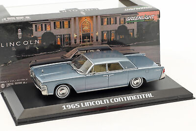 /' 65 lincoln continental Madison Grey 1965 ** GreenLight hobby 1:64 OVP