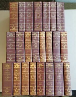 The Pulpit Commentary Complete 23 Volume Set Old New Testament Christian Vintage