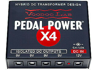 Voodoo Lab X4 Isolated Pedal Power Supply