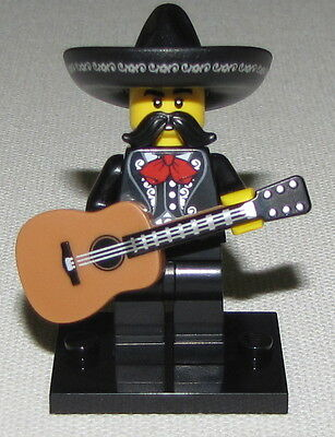3 Custom Electric Guitar for lego minifigure new lot