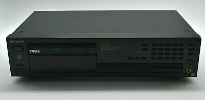 Sony Cdp-X111Es High Density Linear Converter Working Compact Disc Player