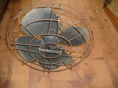 Old Robbins And Myers,  Electric Fan, For Restore Or Movie Prop