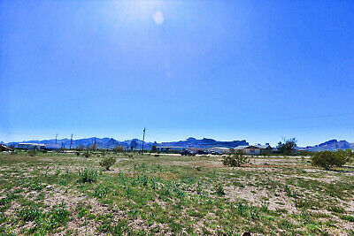 Water at the Lot - 1.17 Acre vacant lot (Mohave County, AZ) Golden Valley