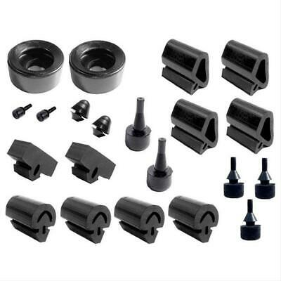 Metro Moulded Parts SBK 2333 19-Piece Snap-In Bumper Kit