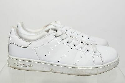 Details about Adidas Stan Smith Mens Sneakers Leather Shoes Leather S75319 White Black