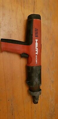 Hilti DX351 BT Powder Actuated Tool Hilti Nail Gun  2017 MODEL