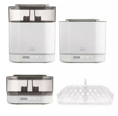 Philips AVENT 4-in-1 Electric Steam Steriliser. RRP $170