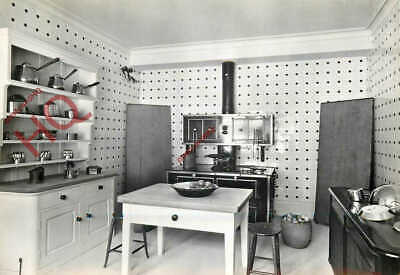 Picture Postcard- Isle Of Wight, Osborne House, Swiss Cottage Kitchen