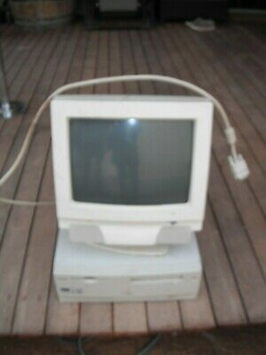 vintage Macintosh SE 1997  Computer , Classic Working Computer -can Post VGC