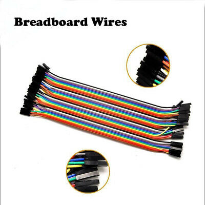 Durable Fashion Dupont Jumper Breadboard Wires Male To Female Solderless