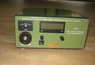 R2022 DSC Receiver von Ships Electronic Services LTD ( Sailor ?? ) tested