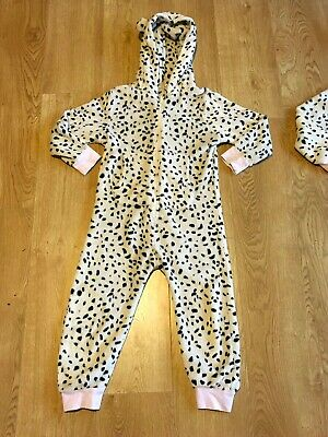 Girls animal NEXT Onesie ( not Gerber) -5-6 yrs -Xmas - matching pair available