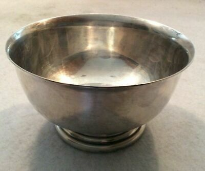 "Vintage EP Gorham YC778 Silver Plated Candy Dish 5"" Wide"
