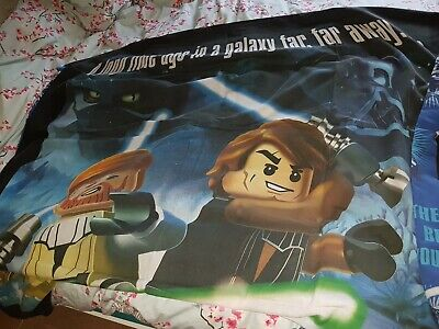 Lego Starwars Single Duvet Set