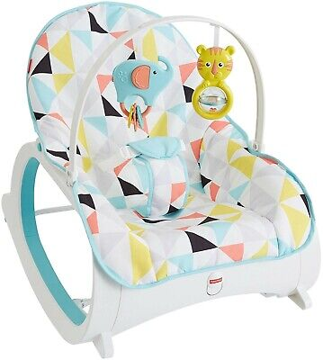 Fisher-Price Infant-to-Toddler Rocker...SALE... SHIPPING FREE...NEW...