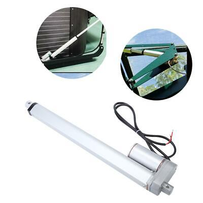 Electric Linear Actuator 300N 12VDC 25W 300mm 350mm 400mm 450mm Stroke -5℃~50℃