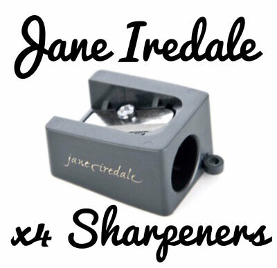 Jane Iredale Jumbo Eye Brow Lip Pencil Sharpener (Pack of 4) FREE SHIPPING FAST
