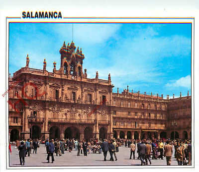 Picture Postcard-:Salamanca, Plaza Mayor