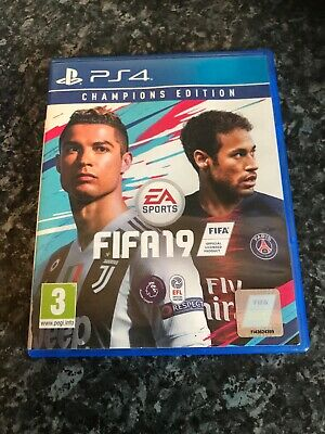 EA Sports FIFA 19: Champions Edition PS4 PlayStation 4 **FREE UK POSTAGE**