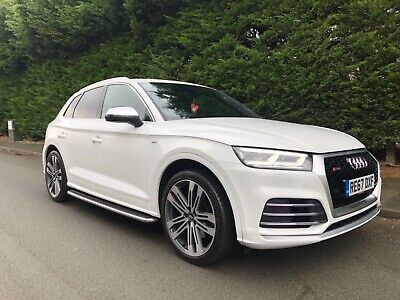 Audi Sq5 Quattro 3.0 Tfsi 354 Bhp 2017 67 Minor Damage Repaired