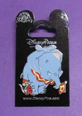 Disney 2019 DLP DLRP - Dumbo and Timothy Mouse Pin