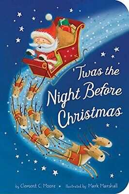 NEW - Twas the Night Before Christmas by Moore, Clement C.