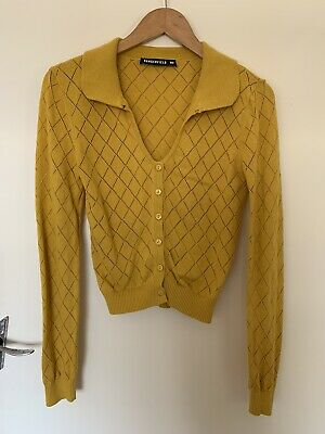 Dangerfield Cardigan Size 10 New With Tag
