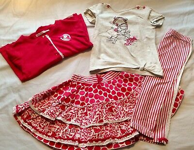 Girls Summer Outfit by NONO 6yrs