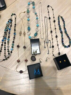 *Job Lot *Of Antique Vintage Art Deco  Costume Jewellery* Edwardian, Art Nouveau