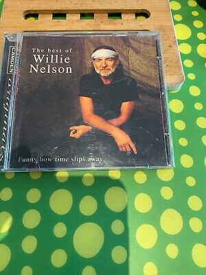 The Best Of Willie Nelson Cd Disc Like New