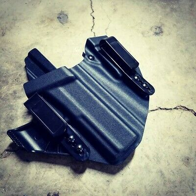 Polymer 80 - P80 Glock 19 - Appendix IWB Kydex Concealed Carry Holster