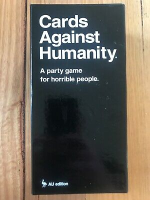 Cards Against Humanity - Australian Edition Great Condition