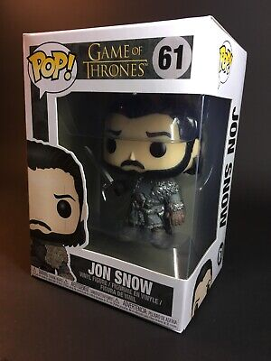 Funko Pop Game of Thrones Jon Snow 61 Vinyl Action Figure