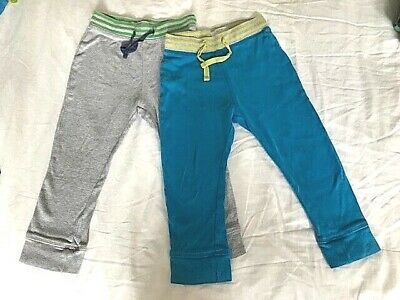 Baby Boden boys / girls / unisex  2 x jersey joggers bundle - size 2-3 years