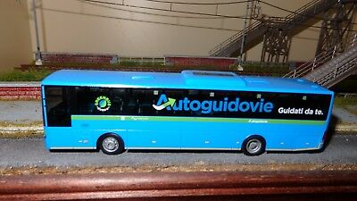 "scala 1//87 BS00023 autobus MB Intouro /""LOCATELLI/"" Bergamo"