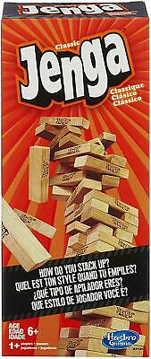 Toys for Boys & Girls Jenga Classic Game