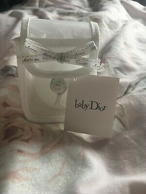 RARE BABY BOY DIOR PRINCE SOOTHER dummy Pacifier 100% Authentic BNWT