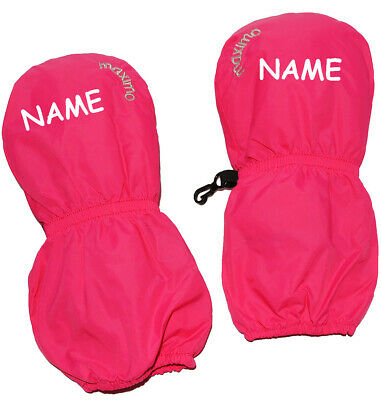 """Mittens/Mittens - """" Pink """" - Baby - Sizes: 0 Months to 1,5 Years"""