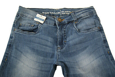 Neu! Tom Tailor Jeans Stretch-Washed-Used-Jeans Jungen
